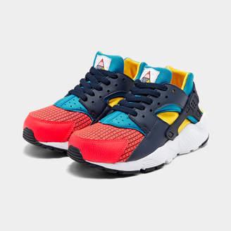 bed9dc29c0244 Nike Boys  Big Kids  Huarache Run Ultra Now Casual Shoes