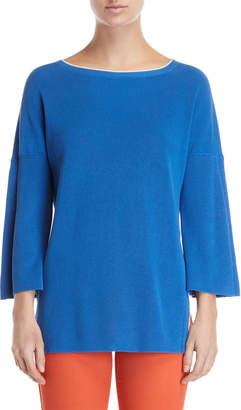 Les Copains Electric Blue Sweater