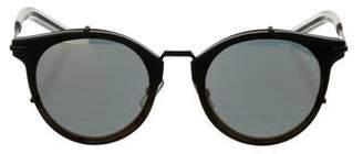 Christian Dior Mirrored Round Sunglasses w/ Tags