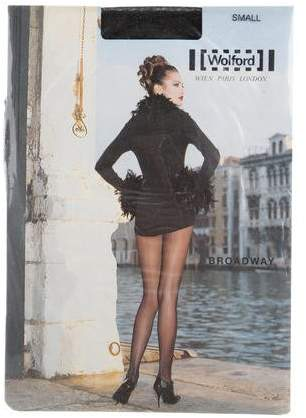 Wolford Broadway Seamed Tights w/ Tags