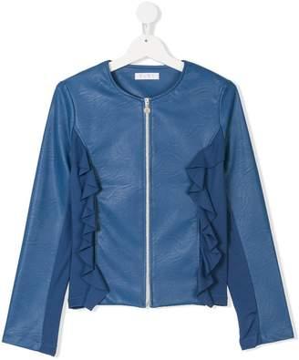 Elsy TEEN zipped jacket