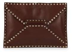Valentino Studded Envelope Wallet