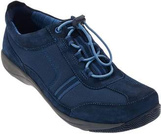 Dansko Stain Resistant Bungee Lace Sneakers - Helen