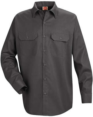 JCPenney Red Kap ST52 Utility Uniform Shirt
