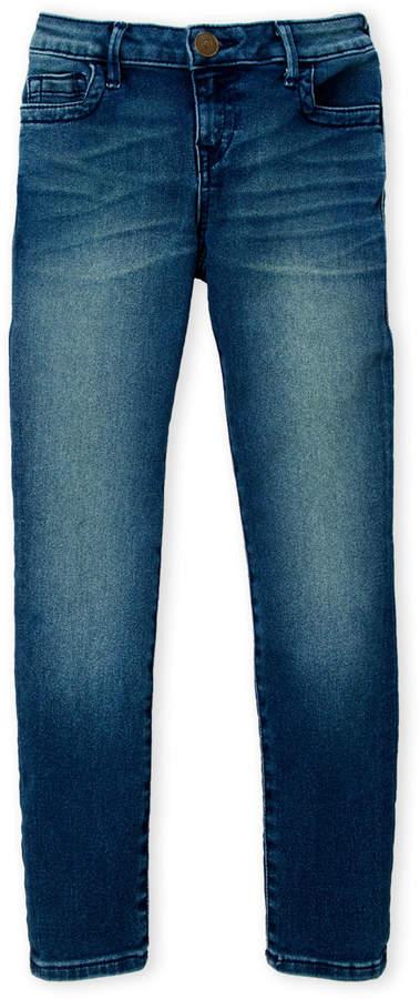 True Religion (Girls 7-16) Casey Single End Jeans