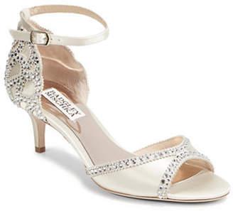 Badgley Mischka Gillian Jewelled Dress Sandals