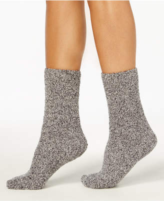 Charter Club Women's Marled Supersoft Butter Socks
