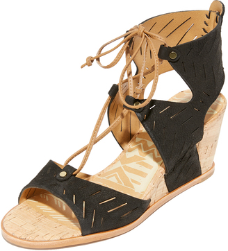 Dolce Vita Langly Wedges $140 thestylecure.com