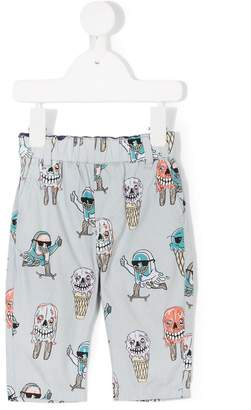 Stella McCartney ice cream print trousers