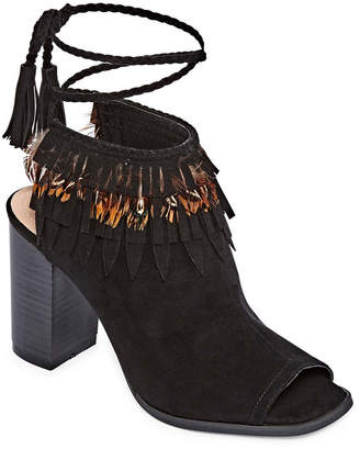 Two Lips 2 Lips Too Ricky Womens Shooties Lace-up Open Toe