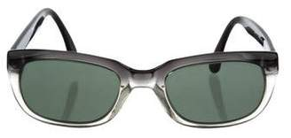 Calvin Klein Collection Tinted Lens Sunglasses