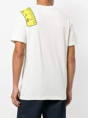 Henrik Vibskov shoulder tape T-shirt