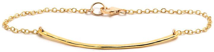 Gorjana Taner Charm Bracelet, Gold