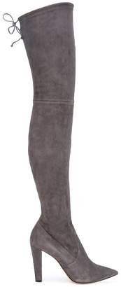 Jean-Michel Cazabat 'Elvira' thigh high boots