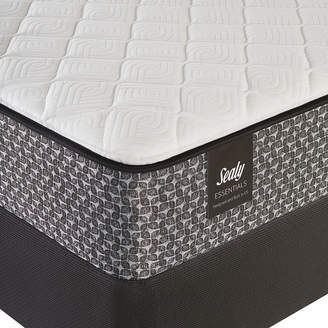 Sealy Holly Hills Plush - Mattress + Box Spring