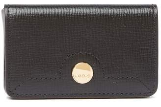 Lodis Business Chic Mini RFID Leather Card Case