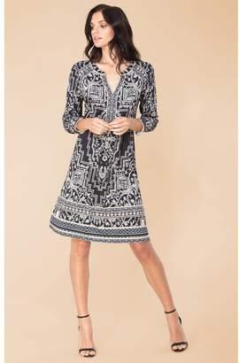 Hale Bob Nova Jersey Dress