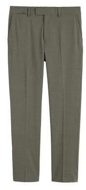 Mango man MANGO MAN Slim-fit wool suit pants
