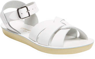 Saltwater Sandals Strappy Open-Toe Sandal