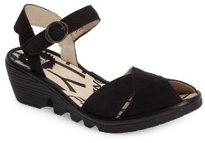 Women's Fly London Pero Wedge Sandal $179.95 thestylecure.com