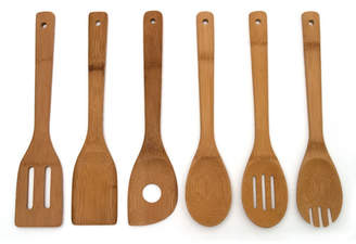 Lipper 6-Piece Bamboo Utensil Set
