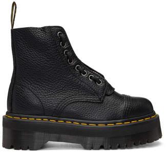 Dr. Martens Black Sinclair Boots