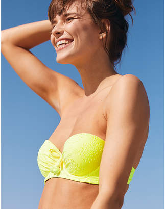 aerie Strapless Lightly Lined Bikini Top