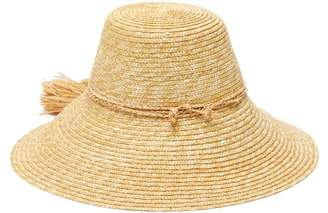 Lola Hats Re Rope Conical Straw Hat - Womens - Beige