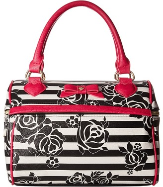 Betsey Johnson Speedy Lunch Tote $58 thestylecure.com