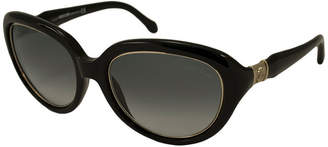 Roberto Cavalli Sunglasses - Rc 781S Acqua / Frame: Black Lens: Gray Gradient