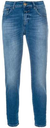 Closed washed skinny jeans