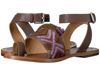 Free People Torrence Flat Sandal Women's Sandals