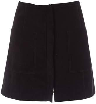 Etoile Isabel Marant Black Suede Skirts