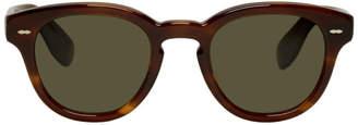 Oliver Peoples Tortoiseshell Cary Grant Edition OV5413U Sunglasses
