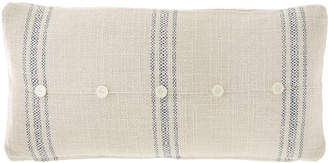 French Laundry Home Classic Marine Pillow with Buttons