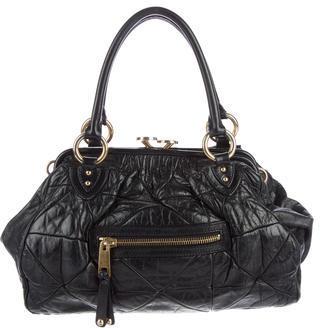 Marc JacobsMarc Jacobs Leather Stam Bag
