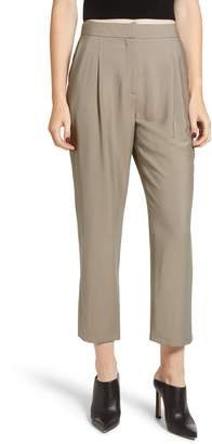 Leith Pleat Ankle Pants