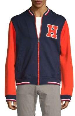 Tommy Hilfiger Colorblocked Varsity Jacket