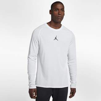 ae0b25e57a51b5 Nike Men s Long Sleeve Training Top Jordan Dri-FIT 23 Alpha