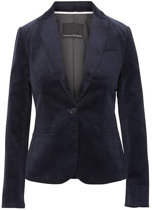 Banana Republic Classic-Fit Corduroy Blazer