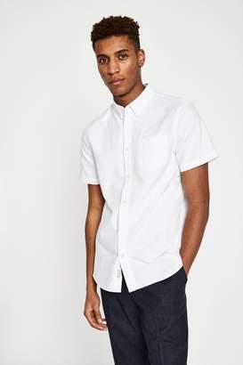 Jack Wills Stableton Short Sleeve Plain Shirt