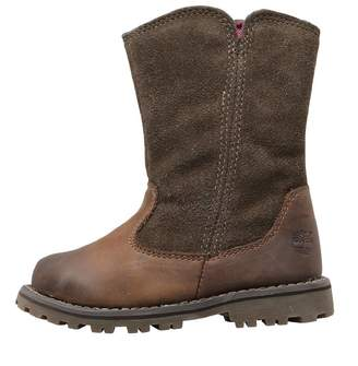 Timberland Infant Girls Sky Haven Tall Boots Mid Brown b808e04d0a8a