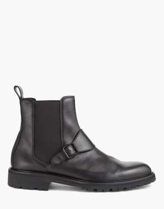 Belstaff Plaistow Boots Man Black