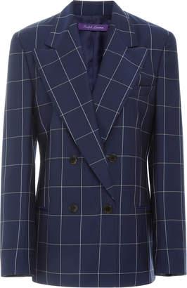 Ralph Lauren Andela Windowpane Jacket