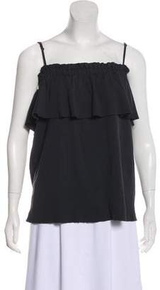 Raquel Allegra Sleeveless Casual Top