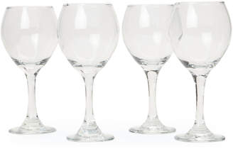 Libbey Set of 4 Madison Red Wine Glasses