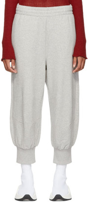 MM6 MAISON MARGIELA Grey French Terry Lounge Pants