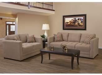 Andover Mills Tomasello Configurable Living Room Set