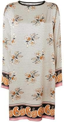 Forte Forte Sahara floral print dress
