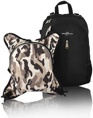 Obersee Rio Diaper Bag Backpack & Cooler Set $69.99 thestylecure.com